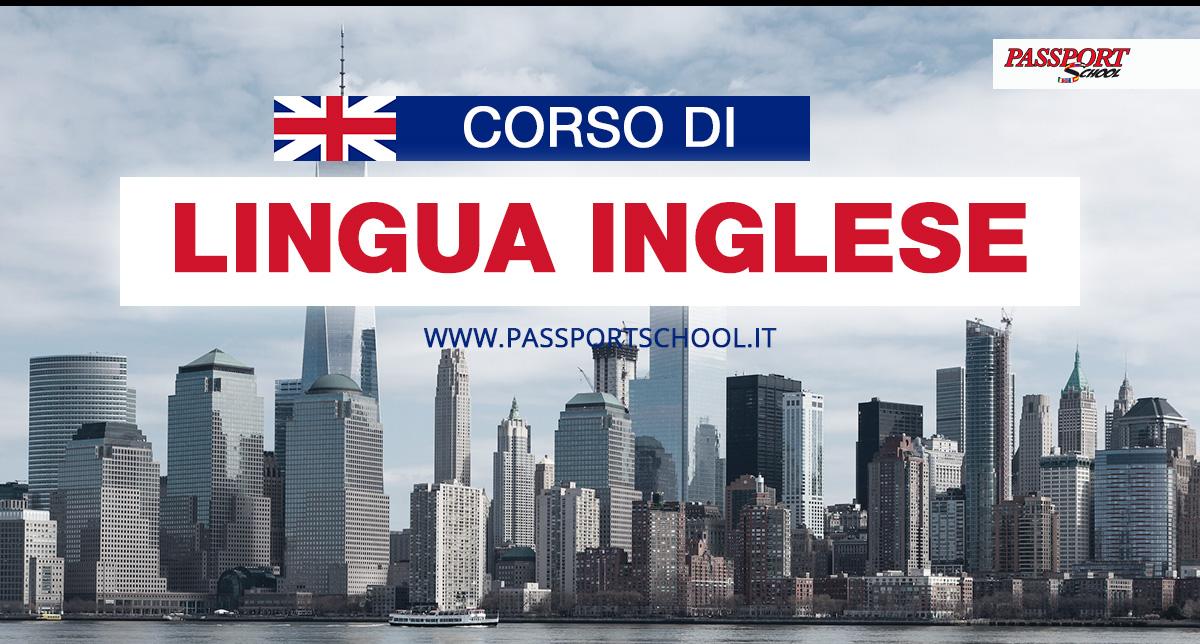 descrizione corso di lingua inglese Passport School