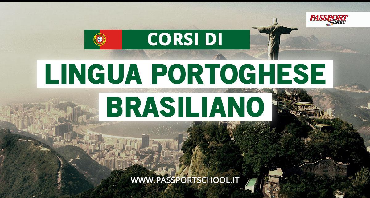 corso di lingua portoghese brasiliano