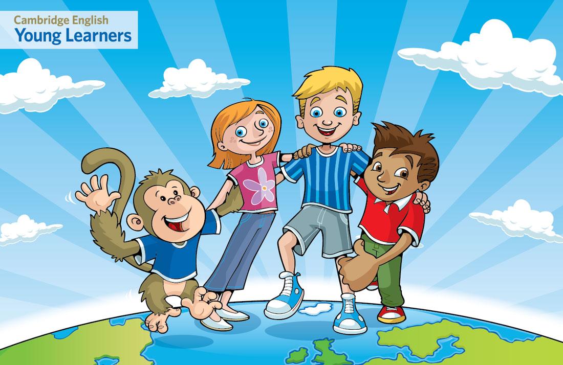 corso di inglese per ragazzi cambridge young learners